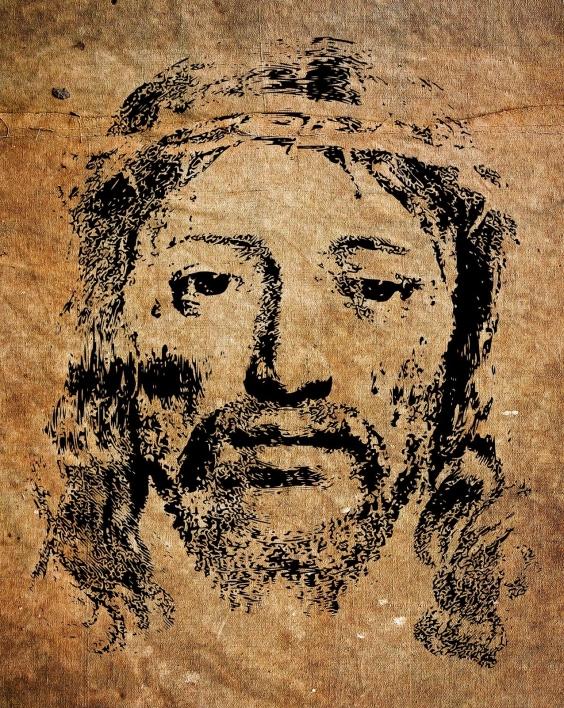 jesus face